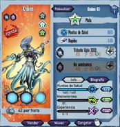 Kraken silver