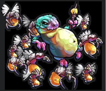 Bugs King basic trans