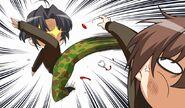 Matsukaze Kick