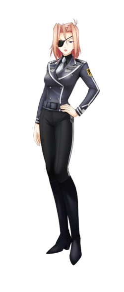 Brigitte Uniform