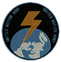 UN Army Patch