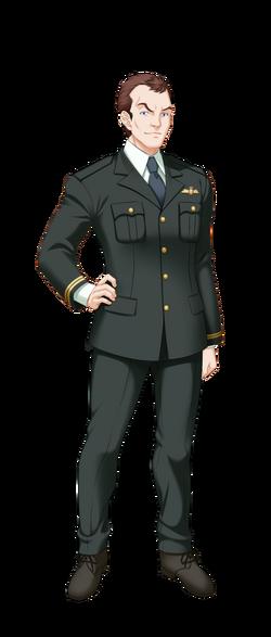 Ironside Chronicles 04 Uniform