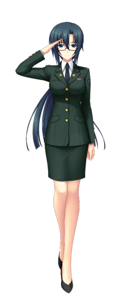 Sayoko Chronicles 04 Uniform