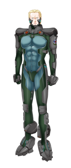 Alfred Chronicles 04 Fortified Suit