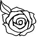 File:White rose symbol.png