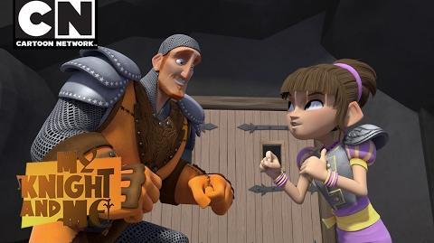 My Knight and Me Saving Jimmy Cartoon Network