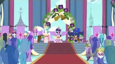 Behold, Princess Twilight Sparkle | Wiki My Little Pony La ...