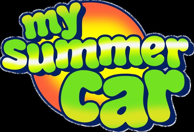 File:My Summer Car logo.png