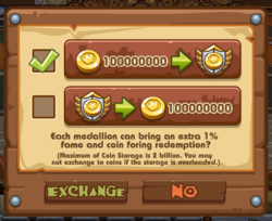 Coin Exchange