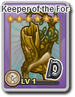 Keeper of the Forest GradeD