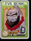 Evil Monk GradeD