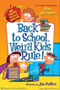 BackToSchoolWeirdKidsRuleCover