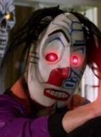 Halloweird-Rorywearingthe mask