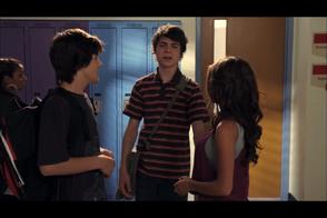Ethan, Benny, Sarah