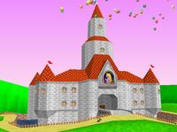 250px-Peach's Castle 64