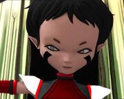 Aelita s new evil look by narutolyokosonic12