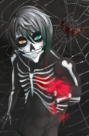 Illustration-Event Halloween2013-Lysander