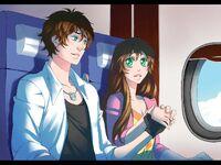 Illustration-Manga Vol4-Kentin