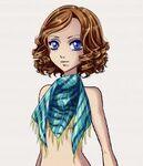 Christmas 2011 kefier scarf