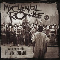 Welcome to the Black Parade CD cover
