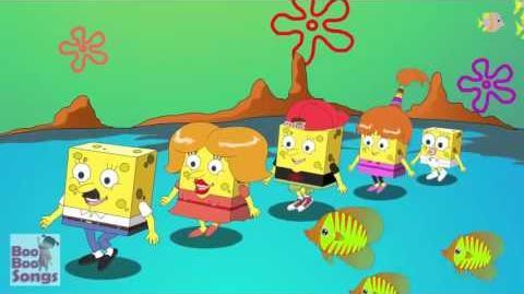 Finger Family-Spongebabe