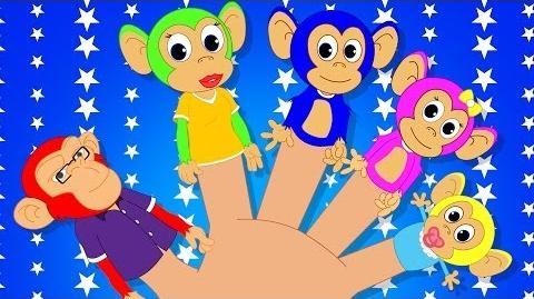 Finger Family Finger Family Nursery Rhyme English rhyme