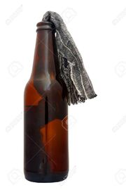11878099-Molotov-cocktail-isolated-on-background-Stock-Photo-molotov