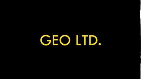 Geo LTD. Animation Logo (2004-2014)