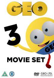 Geo - 3-Movie Set UK DVD Cover Art