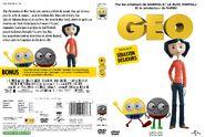 Geo (2013) Full DVD Cover Art (French)