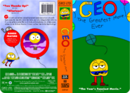 Geo - The Greatest Movie Ever VHS Full Cover Art (2003)