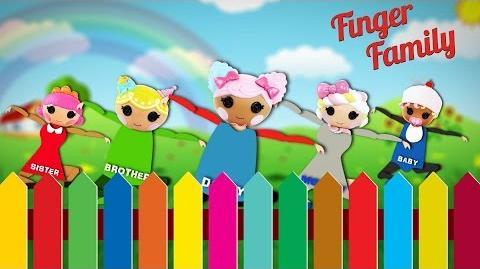 Lalaloopsy Babies Finger Family Nursery Rhymes Kids(baby) Songs Kid Channel