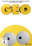 Geo (2013) German DVD Cover Art
