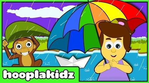 Rain, Rain, Go Away and Many More Nursery Rhymes HooplaKidz Best Nursery Rhymes Compilation