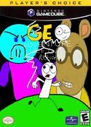 Geo Adventure Gree Guy's Returns GameCube cover Player's Choice