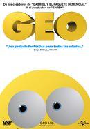 Geo (2013) Spanish DVD Cover Art