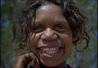 File:Aboriginal-girl-by-Rusty Stewart.jpg