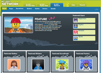 Network Page