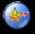 Star Justice Deputy Badge