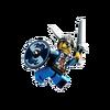 MLN Viking blue