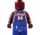Basketball Player 2 Sticker