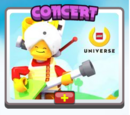 Friendly Felix's Concert Module