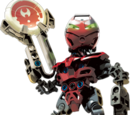 Old Bionicle 3 Sticker