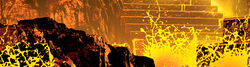 BIONICLE Fire background