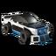 MLN TRC Blue Racer