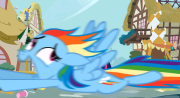 180px-Rainbow Dash screaming for her life S1E10