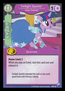 Twilight Sparkle, Gala Greeter