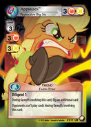 Applejack, Protective Big Sis
