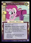 Ponyville Mailbox