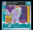 Rainbow Blaze, Dashing Mentor